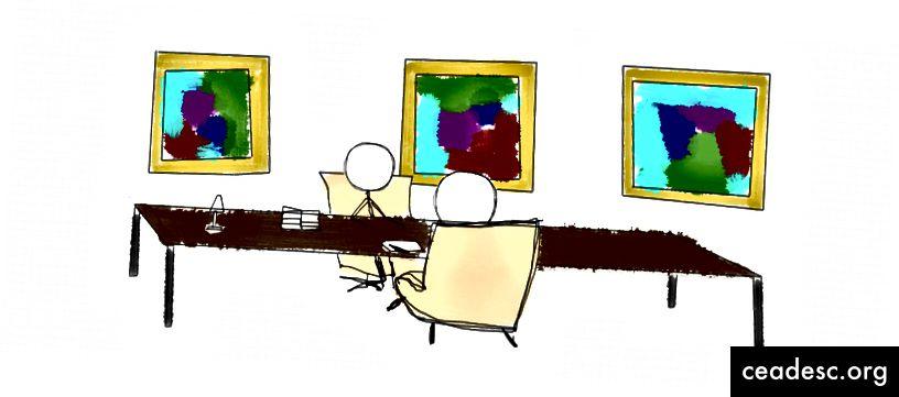 Egyszerű beállítás, nincs kanapé, nincs hátul pihenés, csak egy normális beszélgetés.