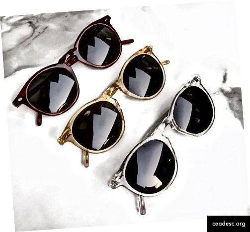 Слънчеви очила Cloos: класически и занижен дизайн със същата висококачествена изработка като известните марки