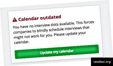 ^ la notification de calendrier ressemble à ceci