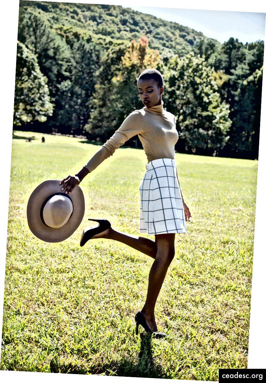 Невероятна фотография от Райън Стоукс (IG: _ryanstokes), модел: Mikaila Simone (IG: mikailaisawesome)