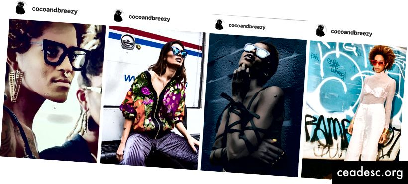Lo que deseamos poder hacer // Imágenes de Coco & Breezy Instagram