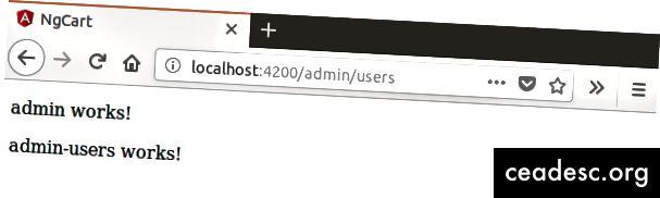 / admin / users
