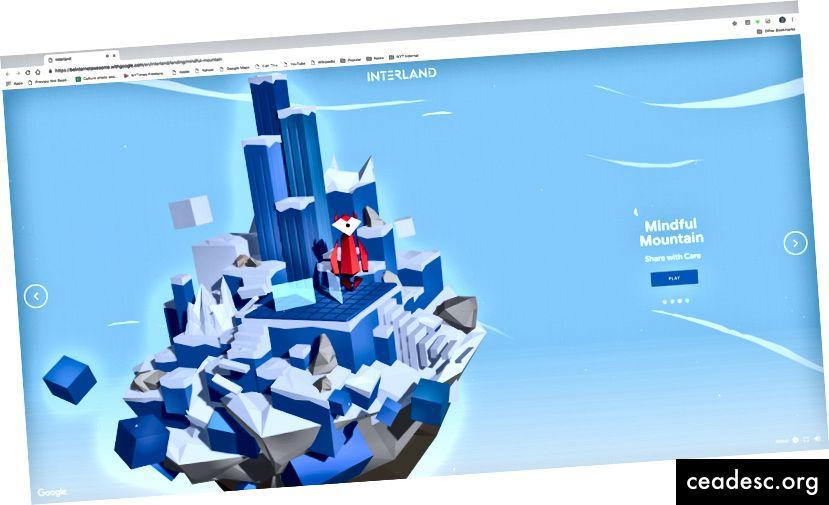 El juego Interland de Google está destinado a enseñar a los estudiantes de tercer grado a sexto para protegerse de intrusos, piratas informáticos y otros actores malos. Foto: Google