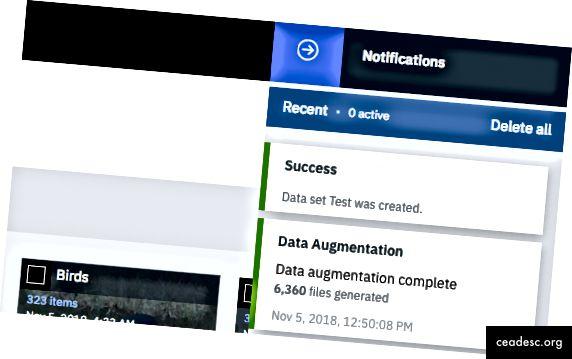 Näide: reaalajas teavituslogi dokumenteerib kasutaja tehtud toimingud.