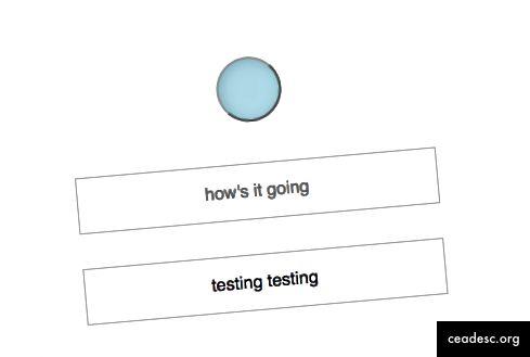"""A """"hogyan megy"""" folyamatban van a közbenső feldolgozásban. A """"tesztelés tesztelése"""" végleges."""