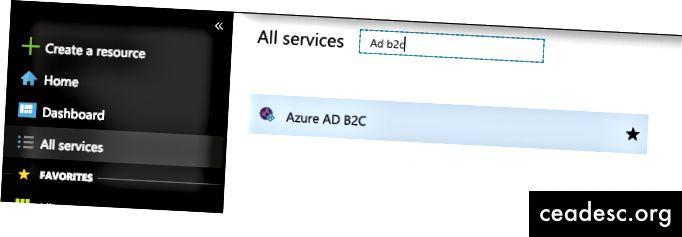 Azure AD B2C