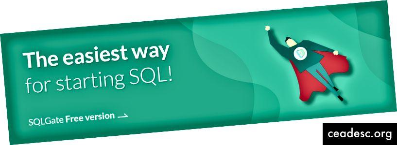 Klõpsake SQLGate'i tasuta versiooni allalaadimiseks