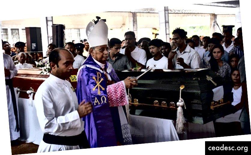 Colombo peapiiskopi kardinal Malcolm Ranjithi juhtkond aitas tohutult kaasa kodanike pingete ohjamisele ja harmoonia edendamisele