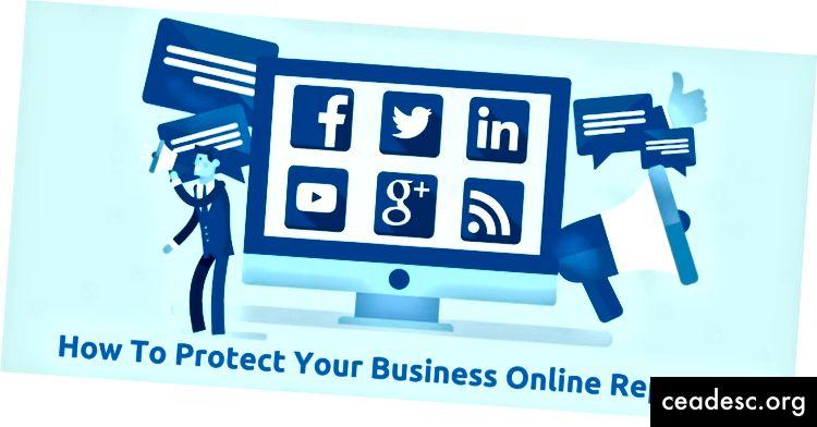 Kuidas kaitsta oma ettevõtte maine Internetis