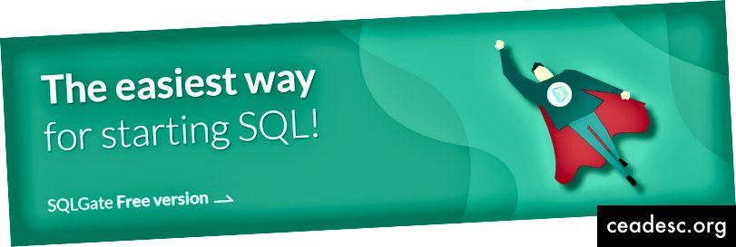 Cliquez pour télécharger SQLGate Free Version