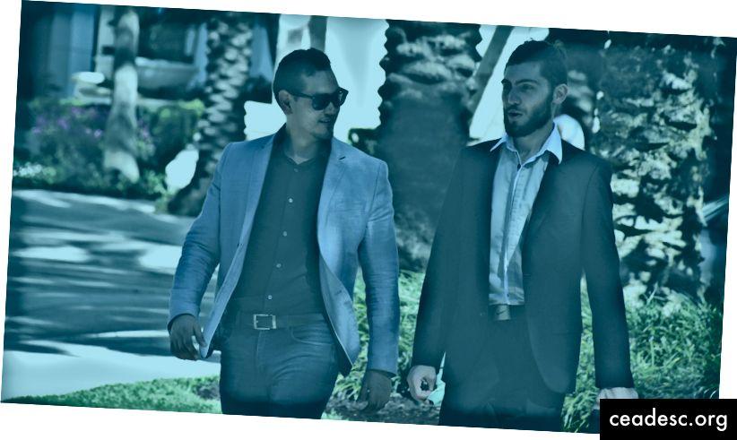 Gary Vela CEO y Ako Stark COO, Web Daytona - Agencia de Marketing Digital