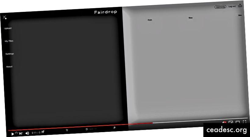 """Klõpsake ülaltoodud ekraanipildil, et näha videot """"kuidas oma postkasti eksportida"""""""