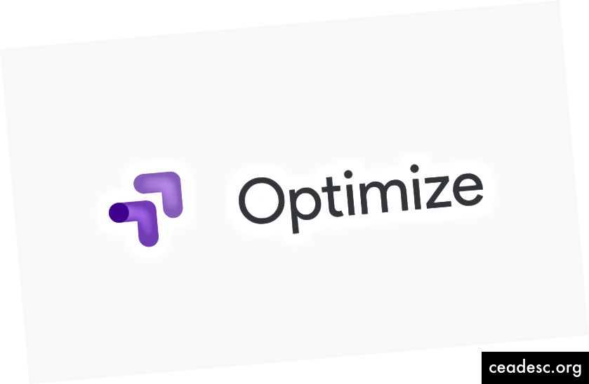 Logotipo de Google Optimize