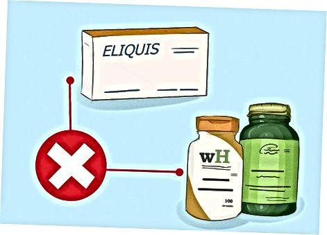 Eliquis stoppen voor chirurgie