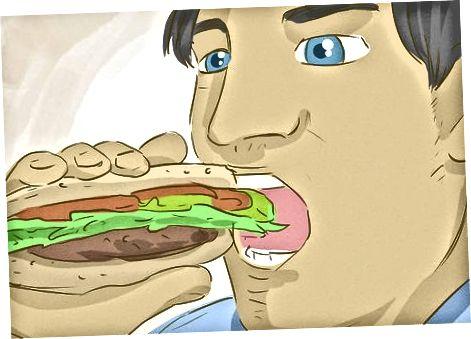 Je metabolisme verminderen om aan te komen