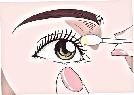 Je oogleden reinigen
