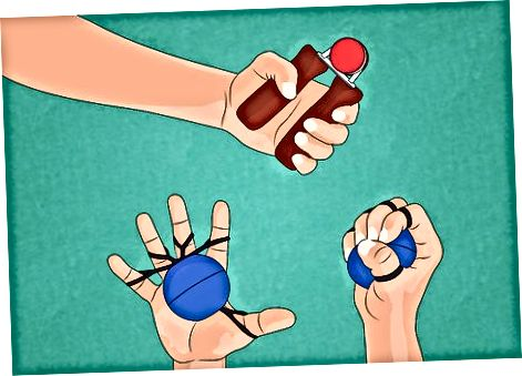 Roku un pirkstu stiprināšana