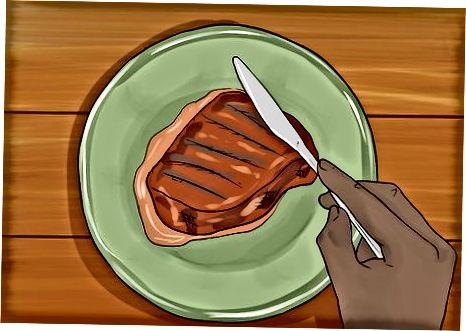 Het juiste voedsel eten