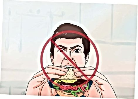 Промяна на начина, по който се храните