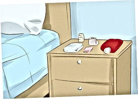 Nastavenie priestoru na spanie