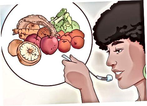 غذا میں تبدیلیاں لانا