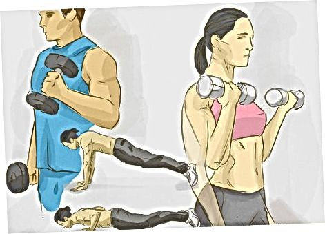 Exercício para aliviar os sintomas da artrite