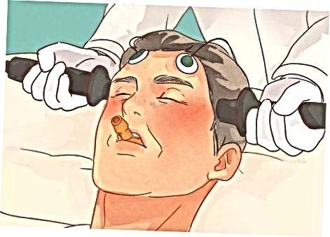 Voorbereiding op behandeling