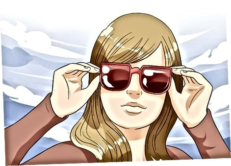 Goede oogzorggewoonten oefenen