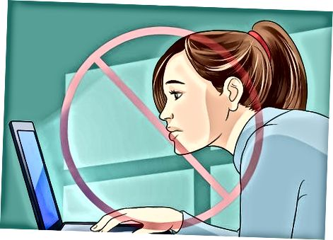 Uw ogen beschermen tijdens het gebruik van een computer