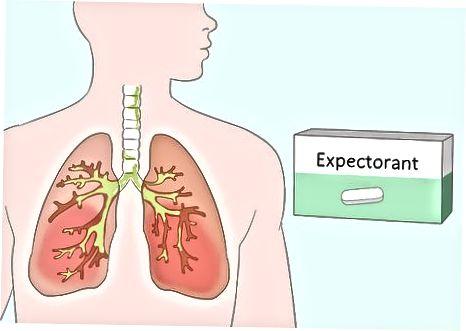 Een milde longinfectie thuis behandelen