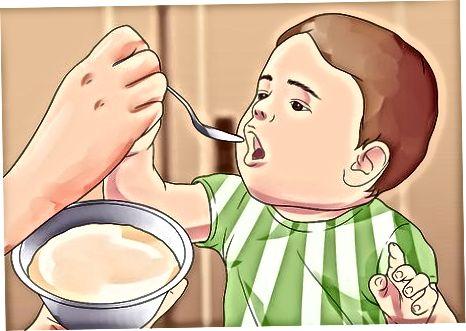 Het dieet van uw kind veranderen