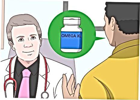 Omega XL bespreken met uw arts