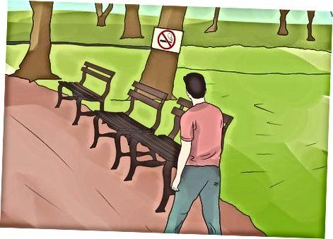 Нарушаване или намаляване на съществуващото навик за пушене
