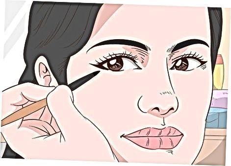 Make-up gebruiken