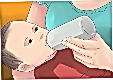 Лекувайте диарията при новородени