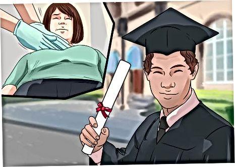 Conclusão de um programa de graduação em terapia respiratória