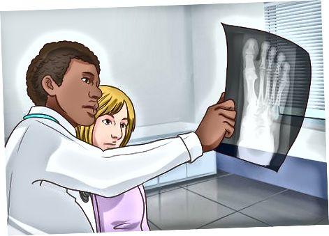 Een bezoek aan uw arts indien nodig