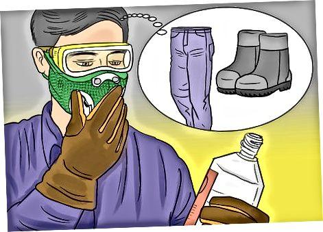 Verwijdering van gewone chemicaliën