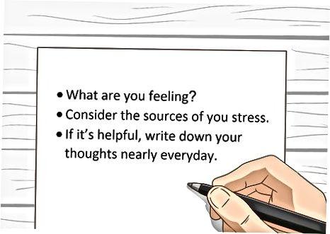 Pārdomājiet savu stresu