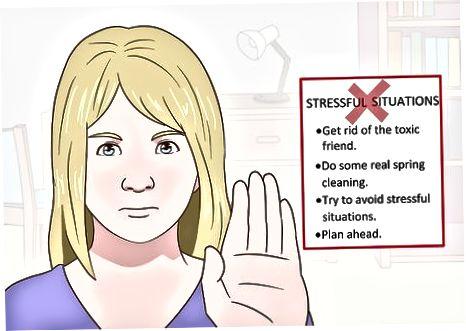 Размислете върху вашия стрес
