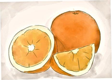 Methode 1: uw vitamine-inname verhogen