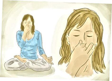 Methode 3: Yoga doen