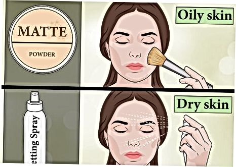 Aften din hud tone