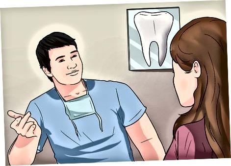 Een tandarts vinden