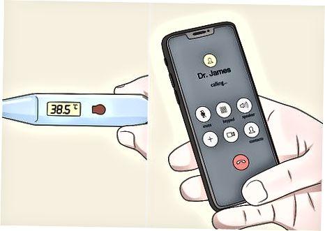 Vedieť, kedy kontaktovať lekára