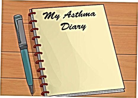 Identificatie van uw astma-triggers