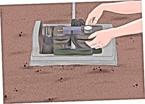 Begrenser Radon med vannbehandling