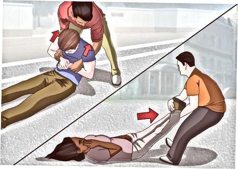 Az áldozat mozgatása, amikor feltétlenül szükséges