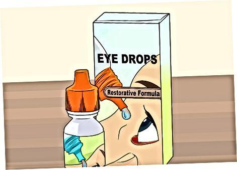 Stoppen van goedaardige oogtrekkingen