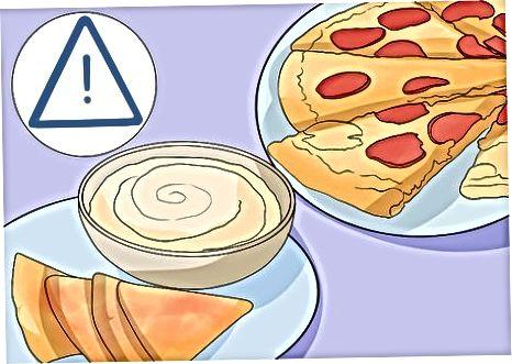 Limiter les aliments qui peuvent endommager votre cœur